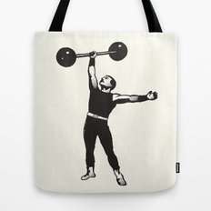 The Lifter Tote Bag