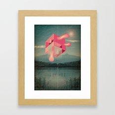 Bucolico Cubolo Framed Art Print