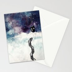 The T.A.R.D.I.S II Stationery Cards