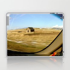 Snap Shot Out The Car Window Laptop & iPad Skin