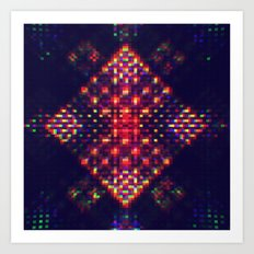 Prism_01 Art Print