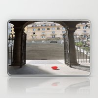 Red Ballon Laptop & iPad Skin