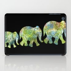 elephant 1 iPad Case