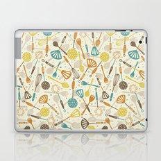 Kitchen Utensils Laptop & iPad Skin