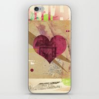 Valentine's Day Heart I iPhone & iPod Skin