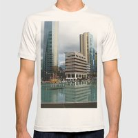 Vancouver Mens Fitted Tee Natural SMALL