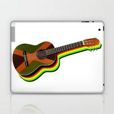 Reggae Guitar Laptop & iPad Skin