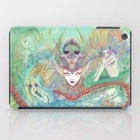 The Secret Of Fantasies iPad Case