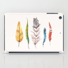 falling all around me iPad Case