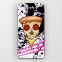 Skull Slice iPhone & iPod Skin