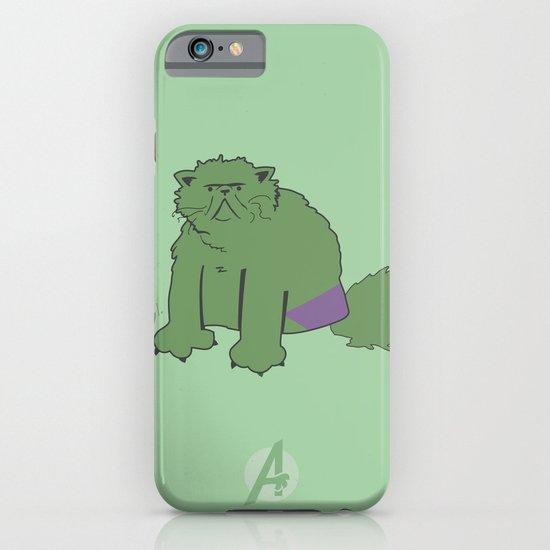 The Incatable Hulk iPhone & iPod Case