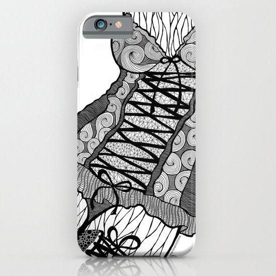 La femme n.5 iPhone & iPod Case