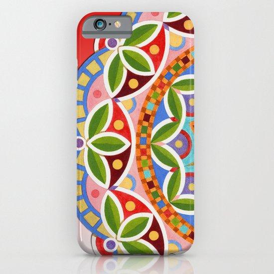 Luisa's Mandala iPhone & iPod Case