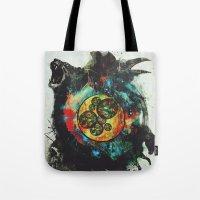 Circle Of Life Surreal S… Tote Bag