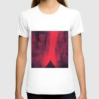 reD Dream Womens Fitted Tee White SMALL