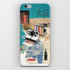 Colors In Progress iPhone & iPod Skin