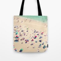 beach love - Nazare Tote Bag