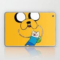 Adventure Time - FAN ART Laptop & iPad Skin