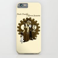 Dark Charity & Clever Jeanette iPhone 6 Slim Case