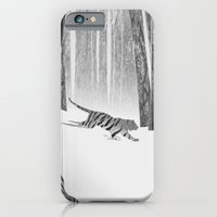 iPhone & iPod Case featuring Martwood Tiger by Martynas Pavilonis