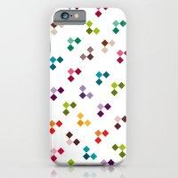 INVASION PATTERN iPhone 6 Slim Case