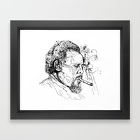 Mingus Framed Art Print