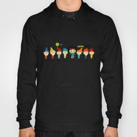 Snow White And The 7 Dwa… Hoody
