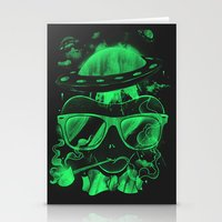 Hipster Invasion Stationery Cards