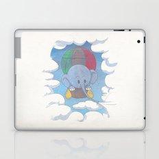 Elephant balloon Laptop & iPad Skin