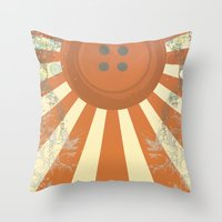 Koumbi Throw Pillow