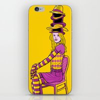 Hats iPhone & iPod Skin