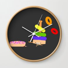 Put a ring on it Wall Clock