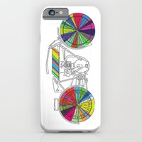 Rainbow Cycle iPhone 6 Slim Case