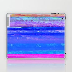 Glitch Forest Laptop & iPad Skin