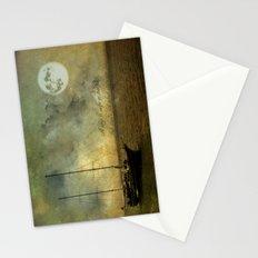 A ship 2 Stationery Cards