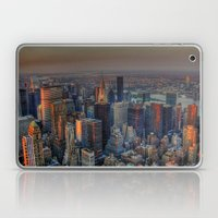 NEW YORK SUNSET Laptop & iPad Skin