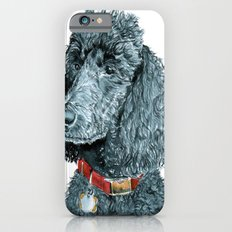 Whitney the Poodle iPhone 6s Slim Case