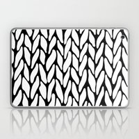 Hand Knitted Laptop & iPad Skin