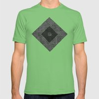 Harmony Mens Fitted Tee Grass SMALL