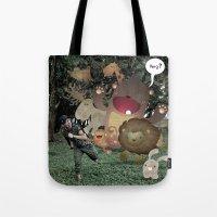 Zoophobia Tote Bag