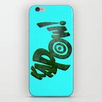 KAPOW! # 1 iPhone & iPod Skin