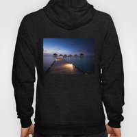 honeymooners paradise Hoody