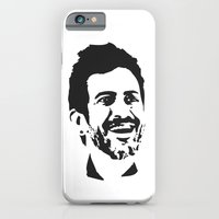 iPhone & iPod Case featuring Marc Jacobs by Joannes
