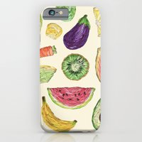 Froot and Veg iPhone 6 Slim Case
