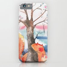 Spring foxes Slim Case iPhone 6s