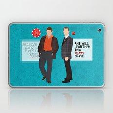 Security Laptop & iPad Skin