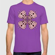 T-shirt featuring Calaabachti Arch Rosetta by Obvious Warrior