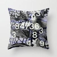 PD3: GCSD105 Throw Pillow