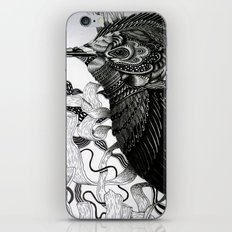 BNM // Black Naped Monarch iPhone & iPod Skin