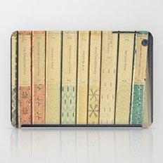 Old Books iPad Case